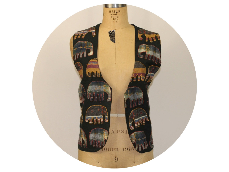 Safari Vest Womens