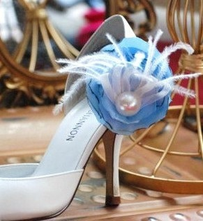 Flower Shoe Clips Statement handmade bridal fashion Couture Stylish Brides Night Out Brooch Pin Date Elegant Winter Loop Summer Autumn Gifts