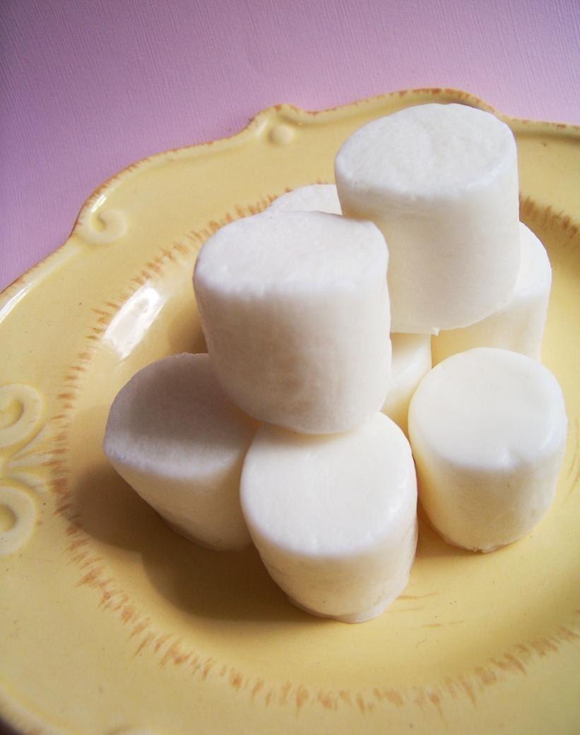 Vanilla Marshmallow Soap Set