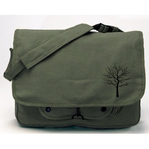 Eco-Friendly Messenger Bags for Men