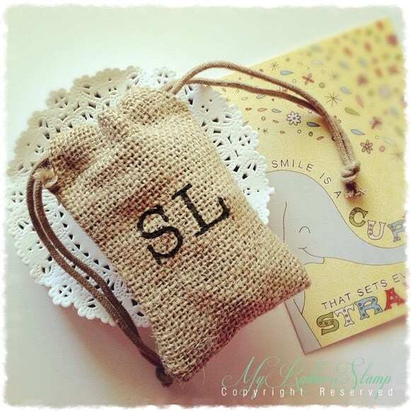 Burlap Wedding Favor Bags Diy : favorite favorited like this item add it to your favorites to revisit ...