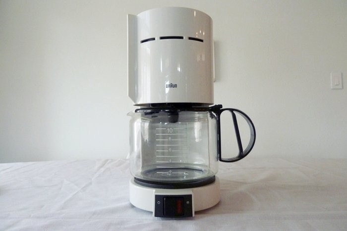 Braun Coffee Maker United States : Etsy - Your place to buy and sell all things handmade, vintage, and supplies