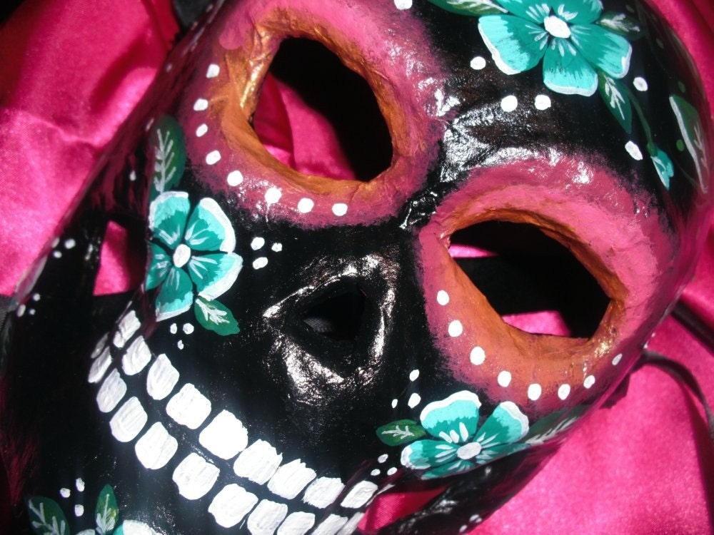 day of the dead masks template. Day of the Dead Sugar Skull