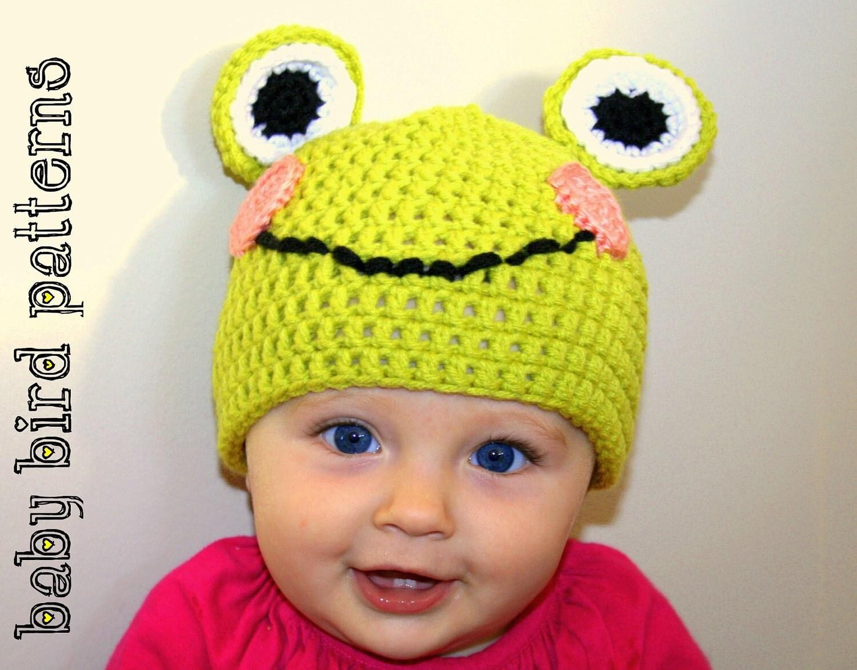 Frog Like Baby