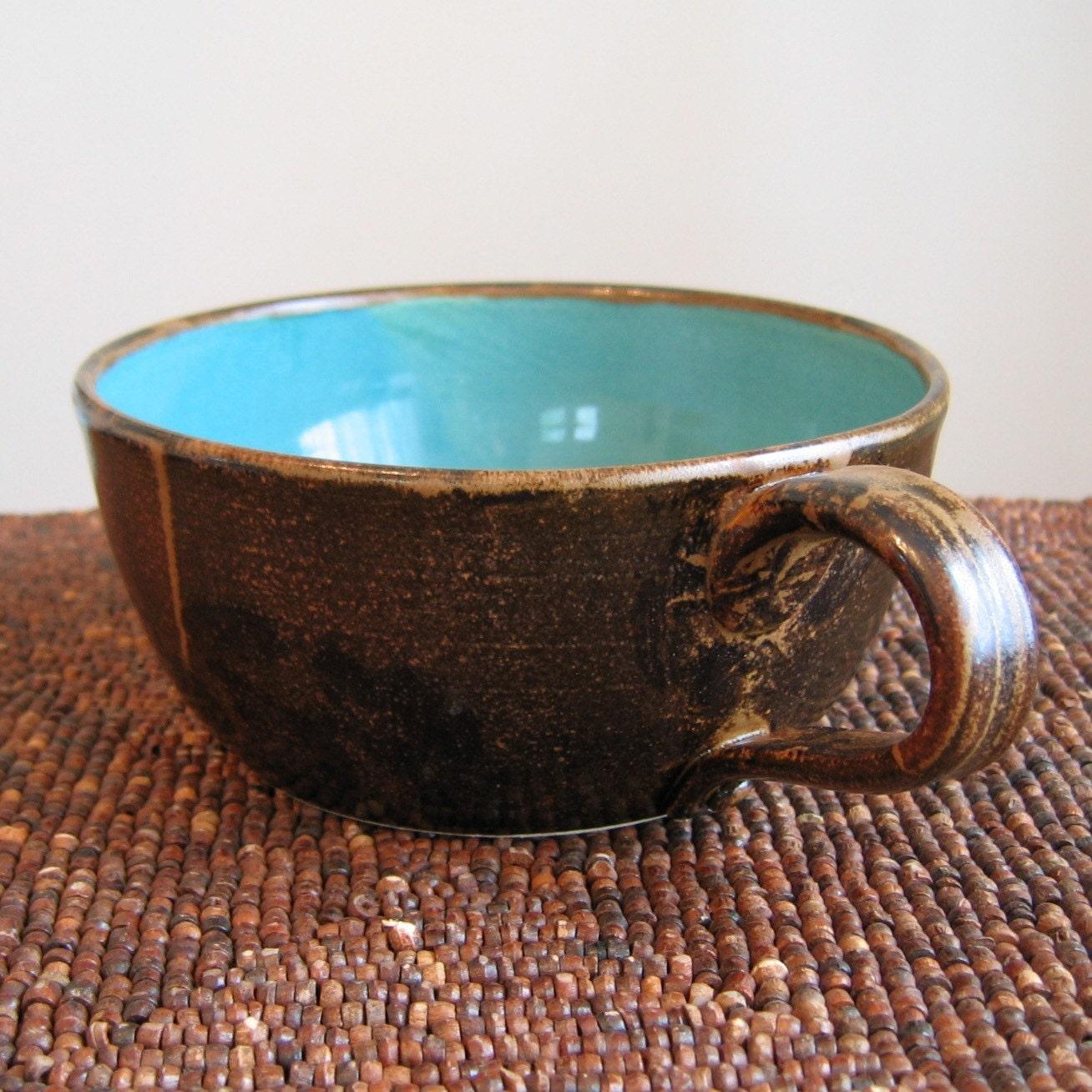 HUGE Earthy Soup Mug 24 oz.