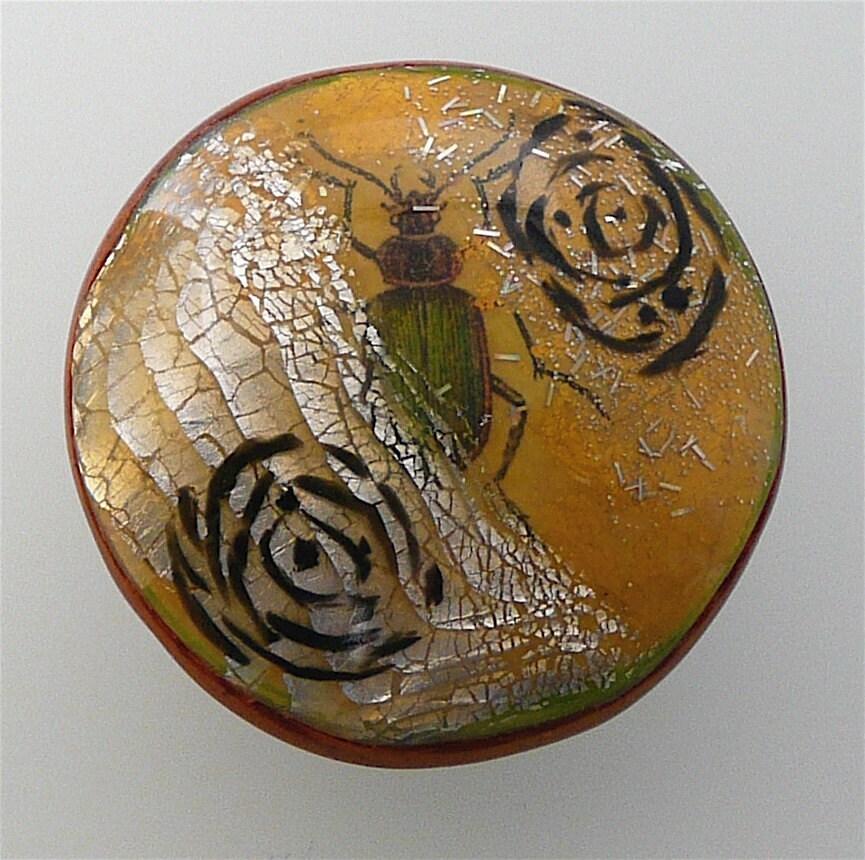 Beetle Cabochon