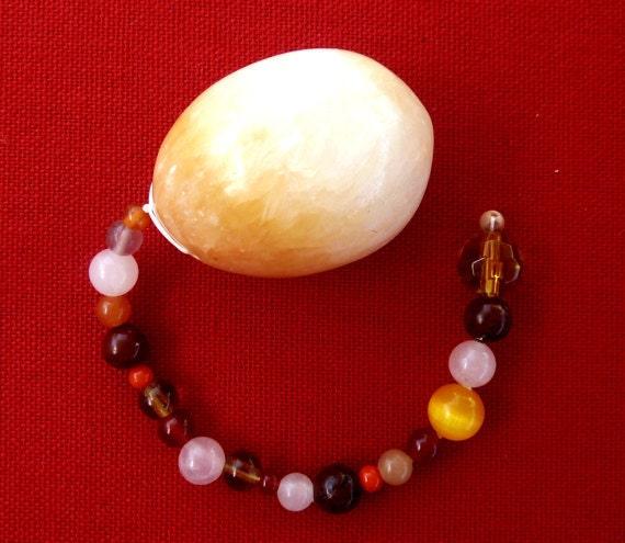 Mia Egg - jewelry dildo toy to mature vagina joy