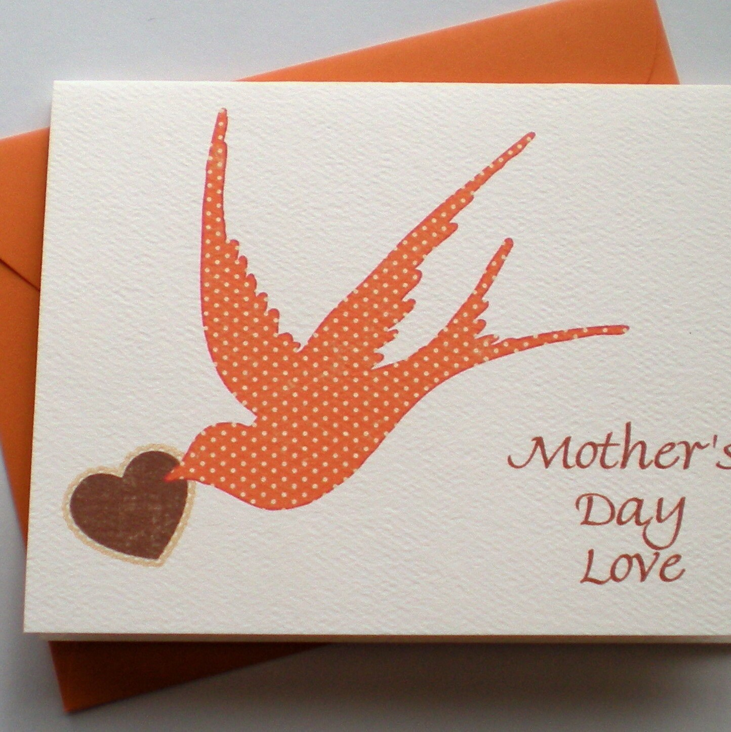 Mothers Day Love Card by Paisley Greetings