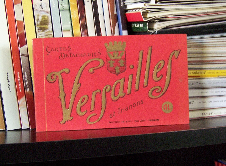 Vintage Versailles et Trianons