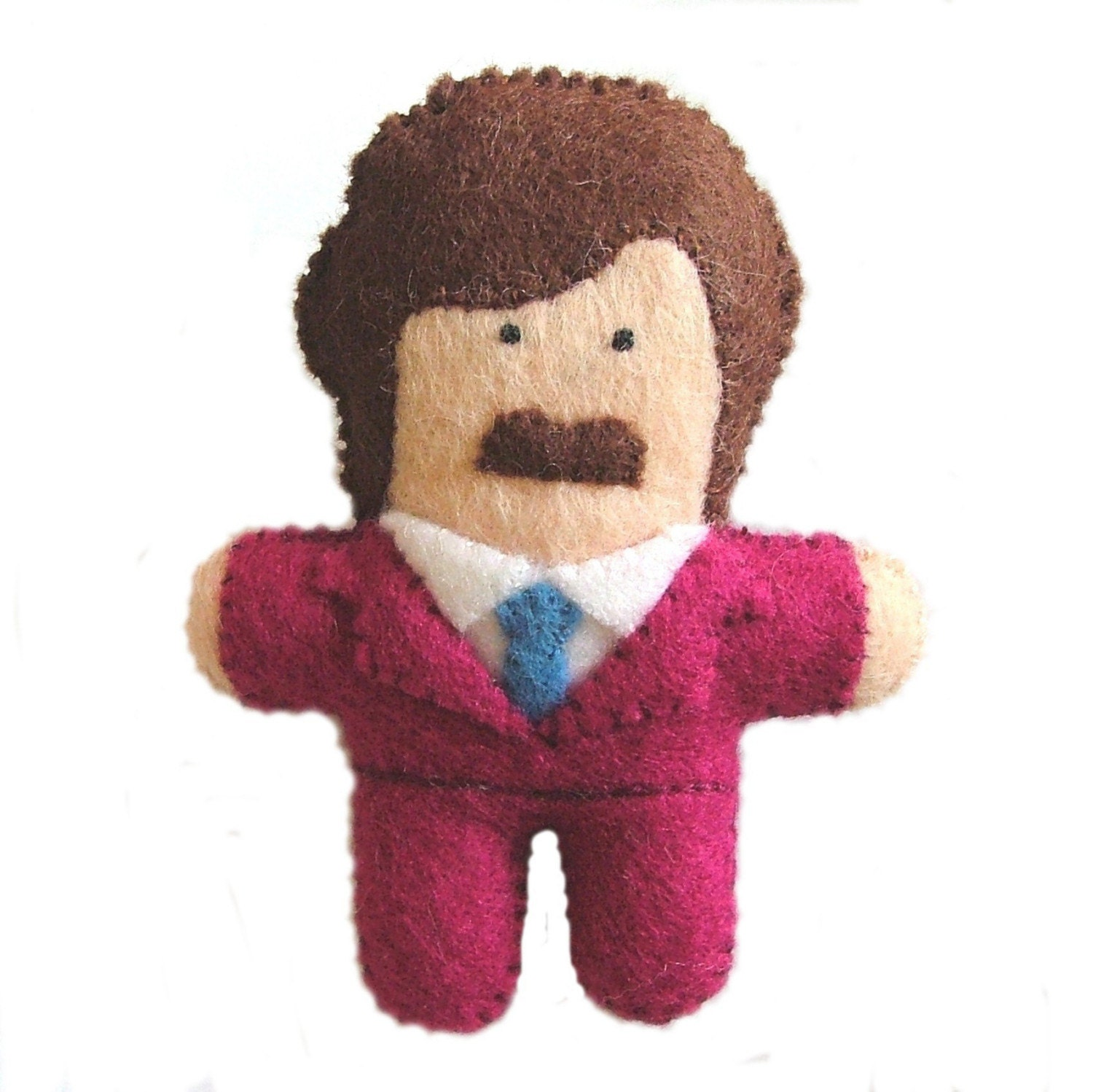 Little Anchorman - Ron Burgundy