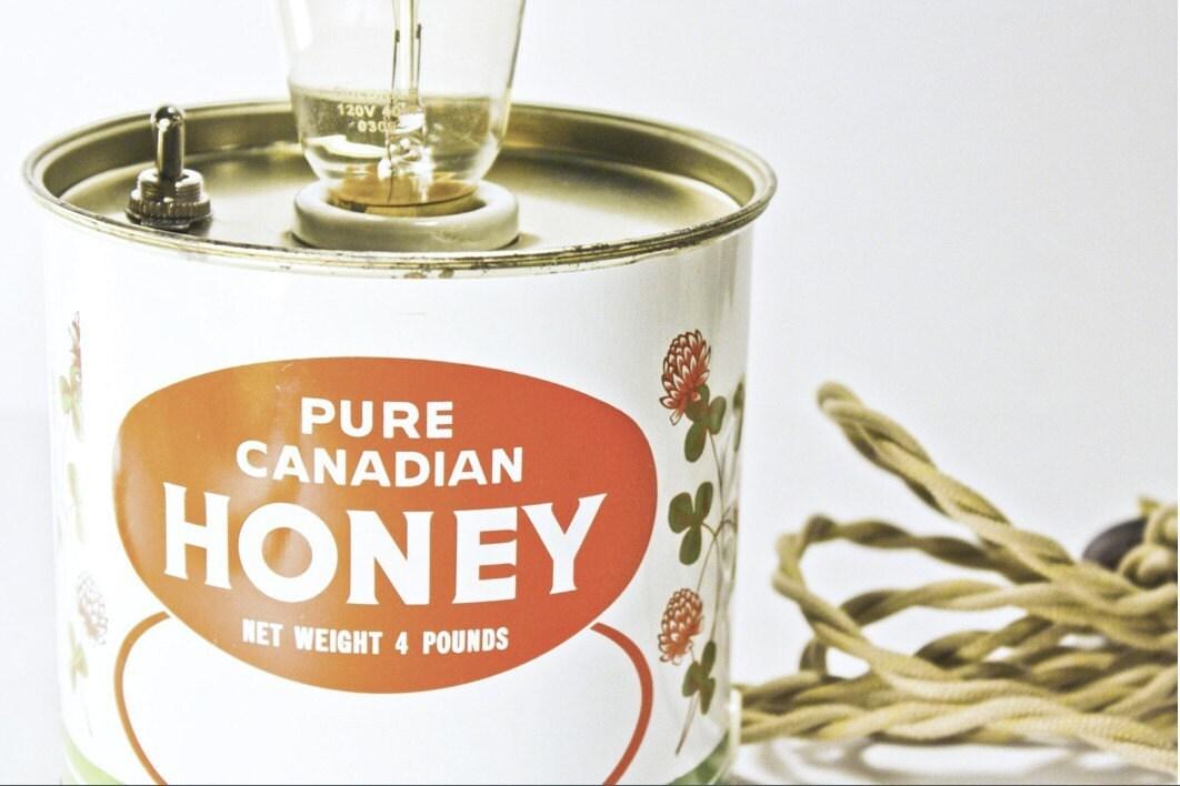 honey can light
