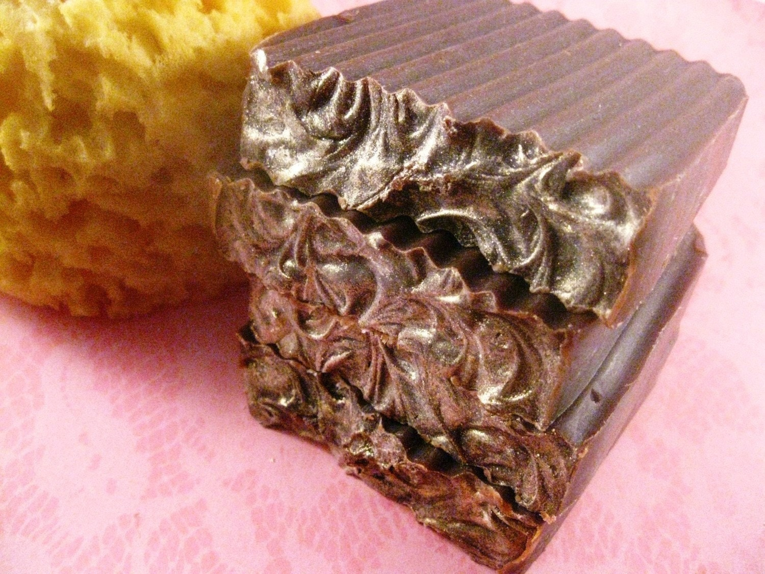 Chocolate Luva Soap