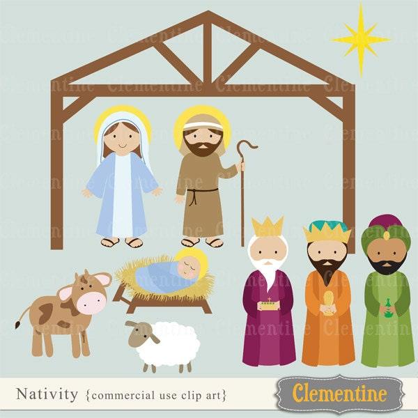 Nativity Printable Tags | New Calendar Template Site