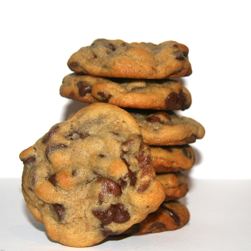 Ultimate Chocolate Chip Cookies by clearpink on Etsy