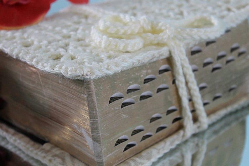 Crochet padrão PDF - Padrão de costura - Standard Lds capa do livro Quad