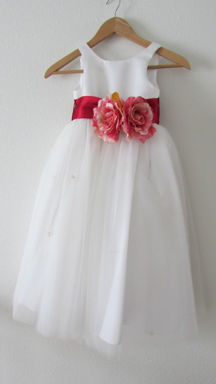 Красивый пояс на детское платье своими руками 56