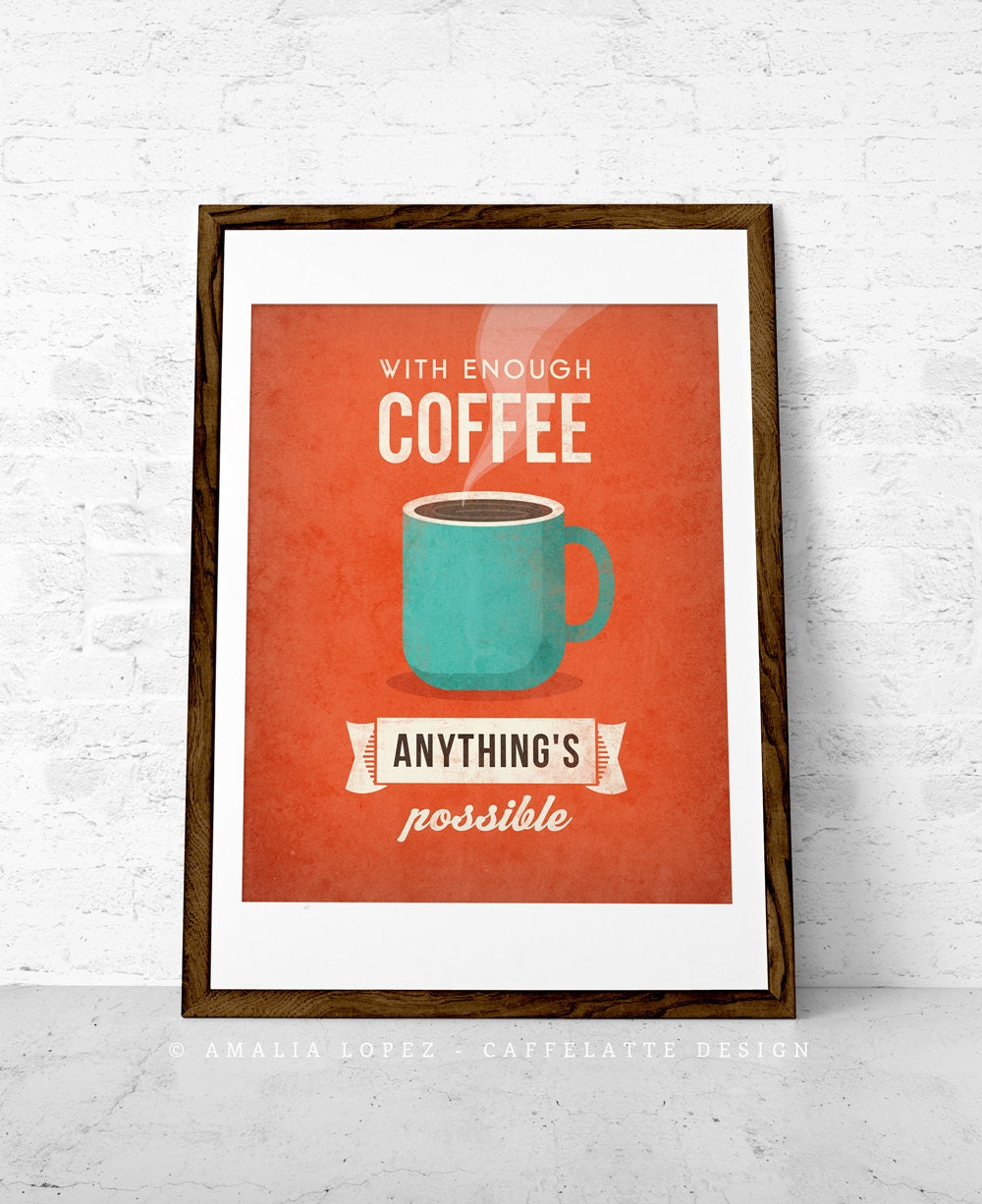 Popular items for art quotes poster on Etsy