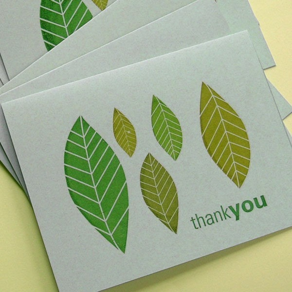 il 430xN.24057120 Etsy Round Up   Thank You Cards, part 2