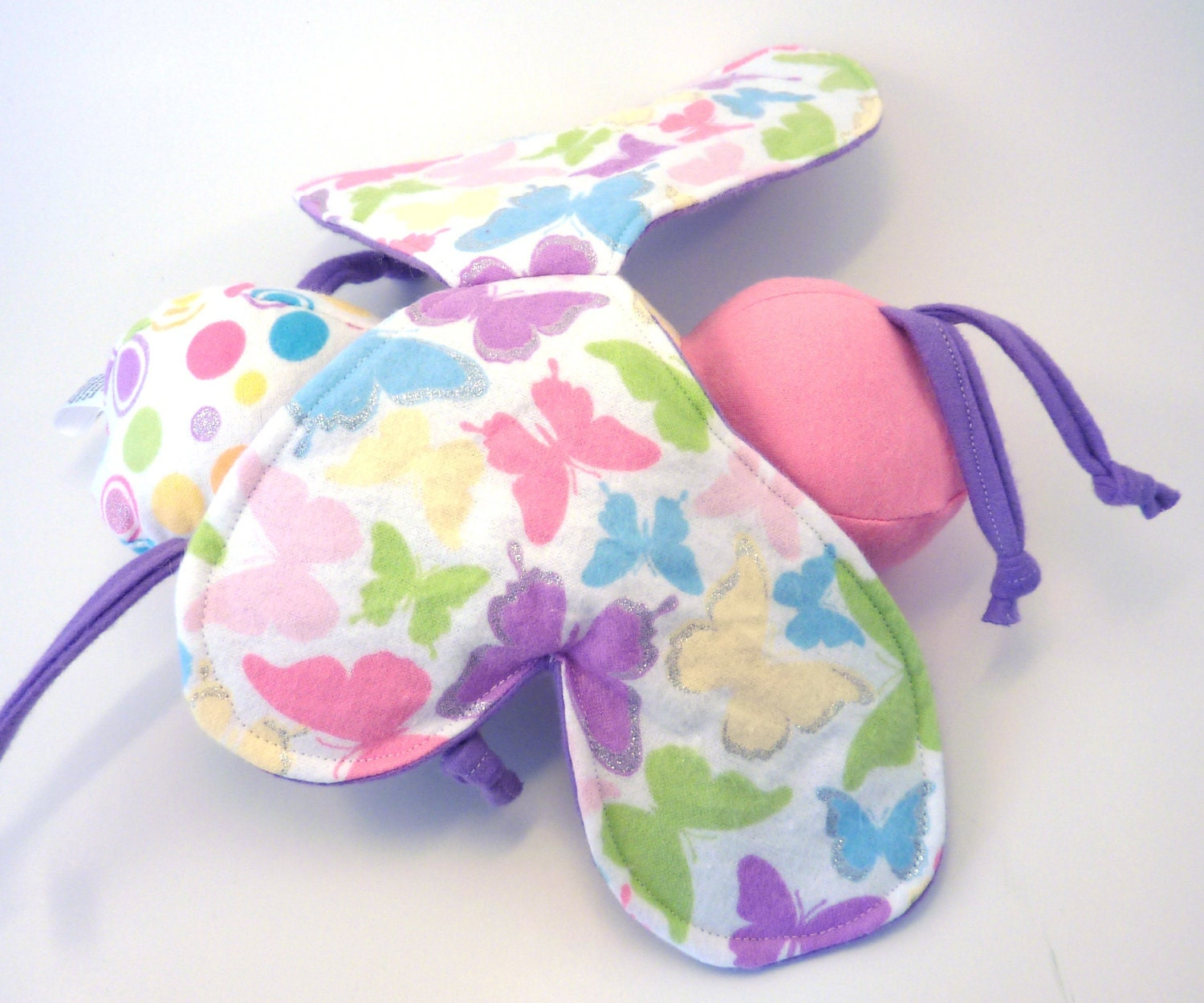Unique Baby Toys : Items similar to unique soft baby toy sparkle butterfly