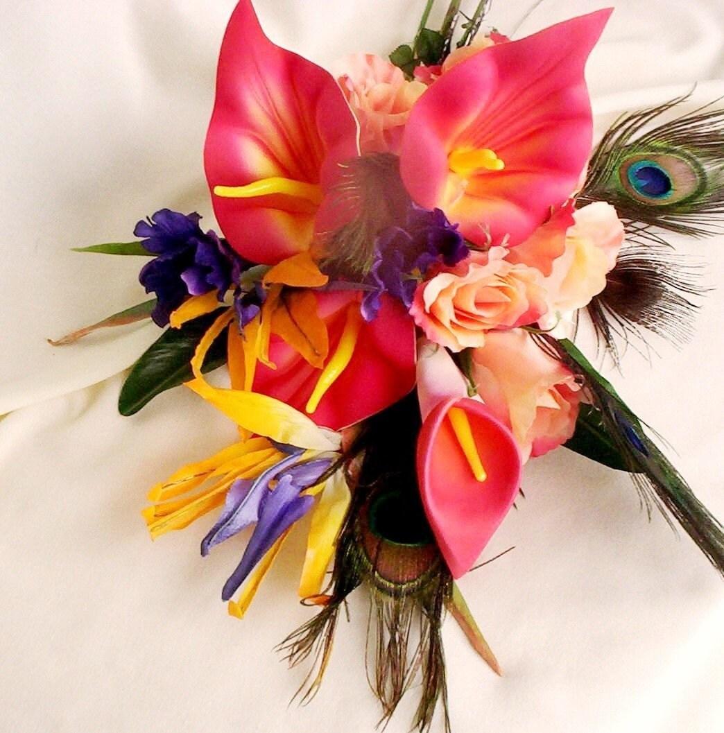 Bird of paradise flower bouquet - crazywidow.info