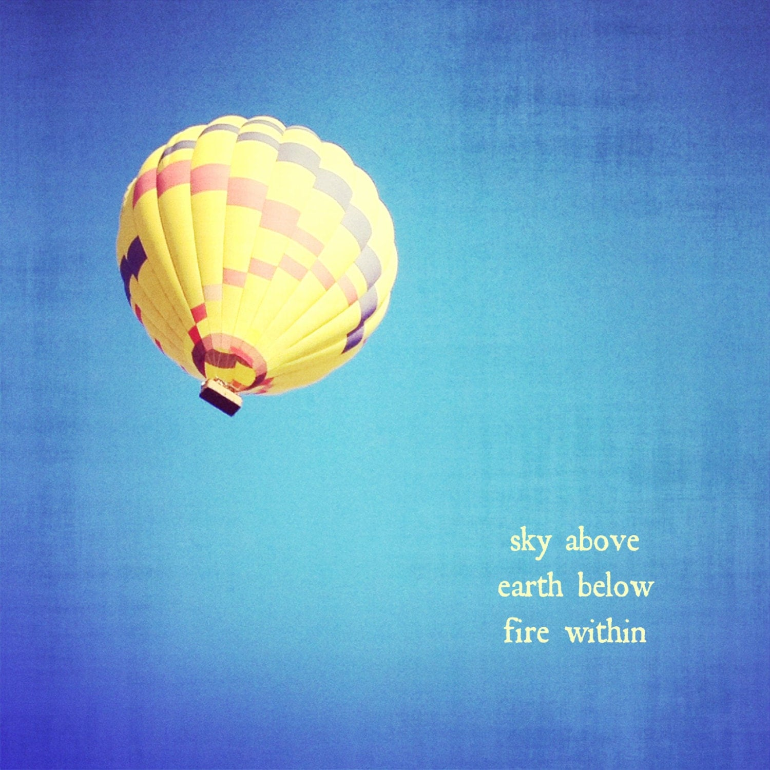 Quotes About Flying In A Hot Air Balloon 83