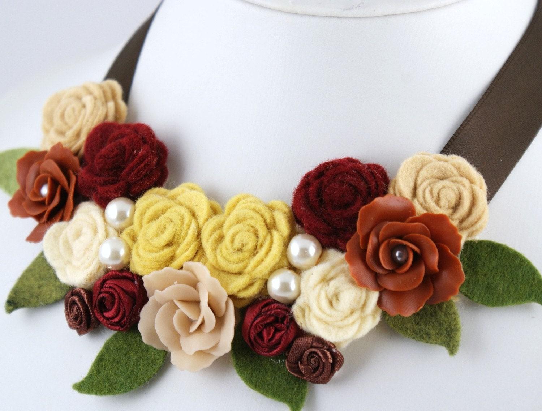 украшения из тканевых цветов Il_570xN.173580297