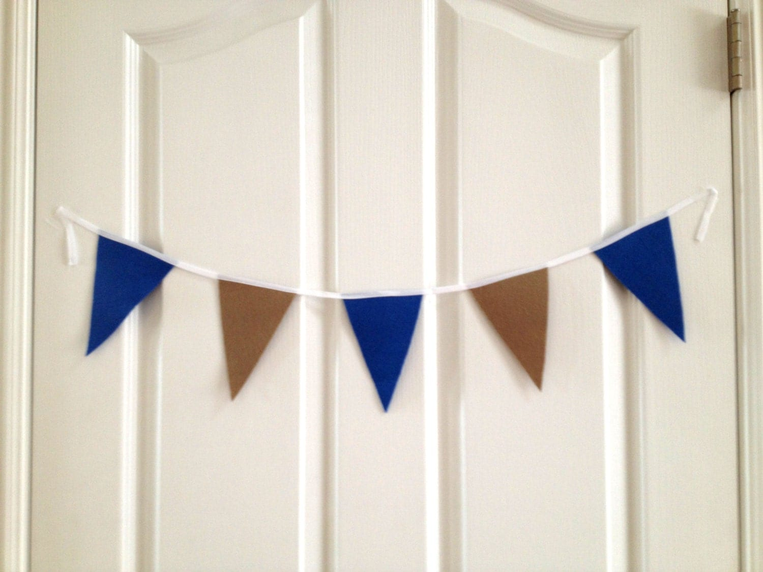 Unavailable listing on etsy for Baby boy door decoration