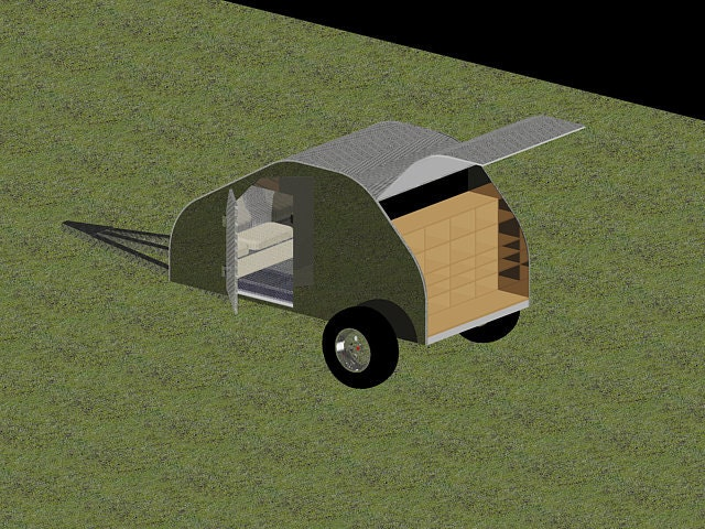 Wonderful Theyll Attend The Teardrop Sleepover At The Lake Campground With The Diverse Group Of Trailer Enthusiasts For The Uninitiated, The Teardrop Is A Small Camperlike Trailer That Traces Its Heritage To Doityourself Plans  On The Road
