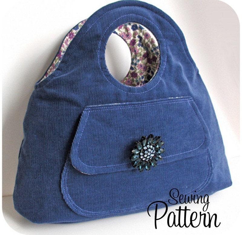 Bracelet Bag PDF Sewing Pattern