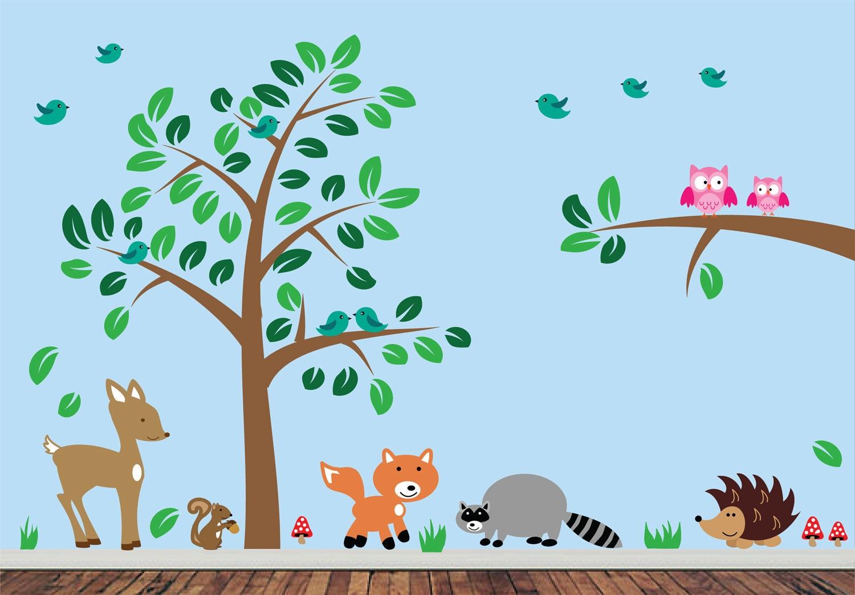 Deco cris vinilos murales infantiles otros a ars 345 en for Murales y vinilos infantiles