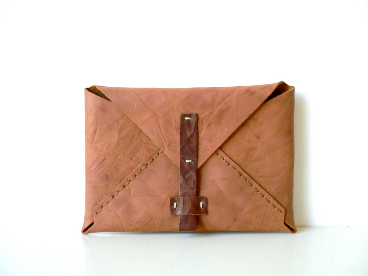 iPad mini case, iPad mini sleeve, iPad mini cover,  Genuine Leather, Envelope bag, Envelope Case