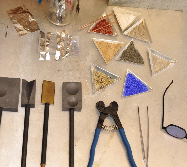 Beginning Glass Beadmaking Lampwork Class, Gift Certificate - San Diego, CA