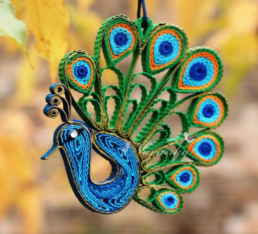 my favourite bird peacock essay