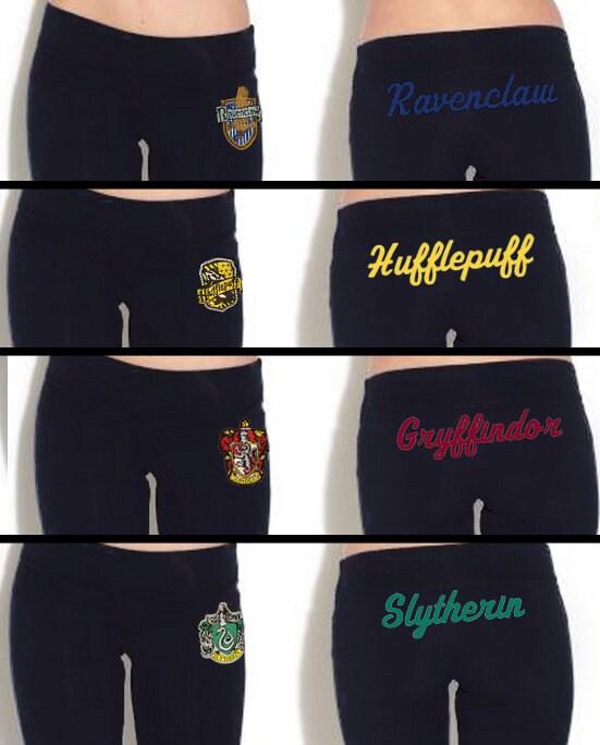 Hogwarts Yoga Pants