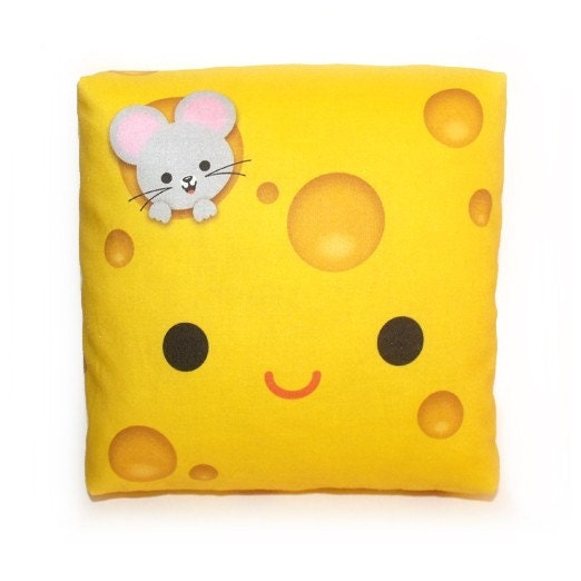 Kawaii Pillows (that should be in my sofa)