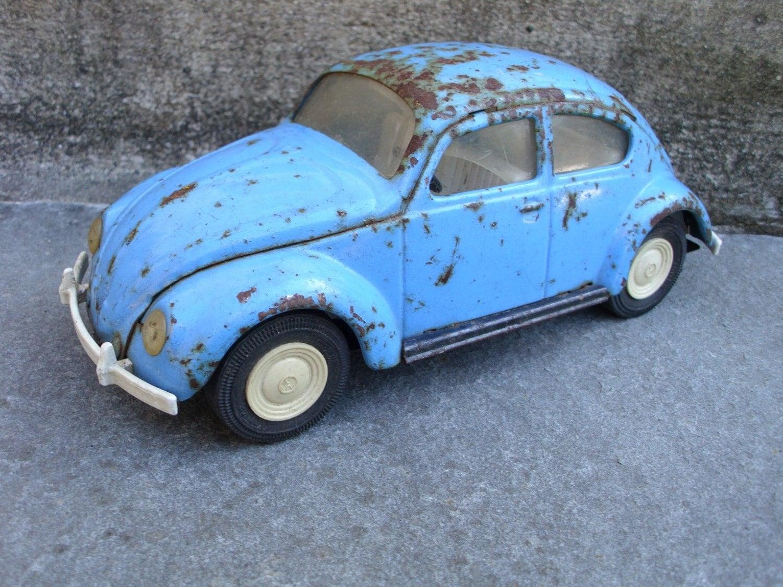 1960's Tonka VW bug Volkswagon