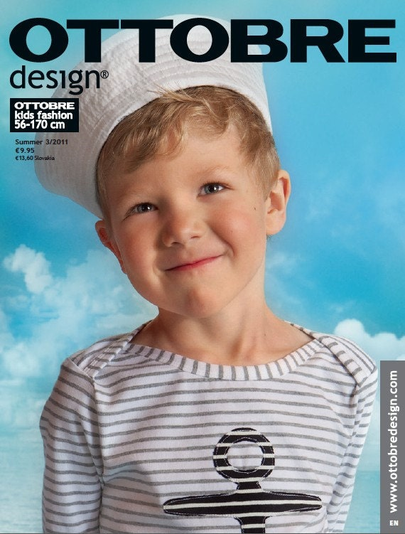 OTTOBRE design Summer issue 3 / 2011, English edition