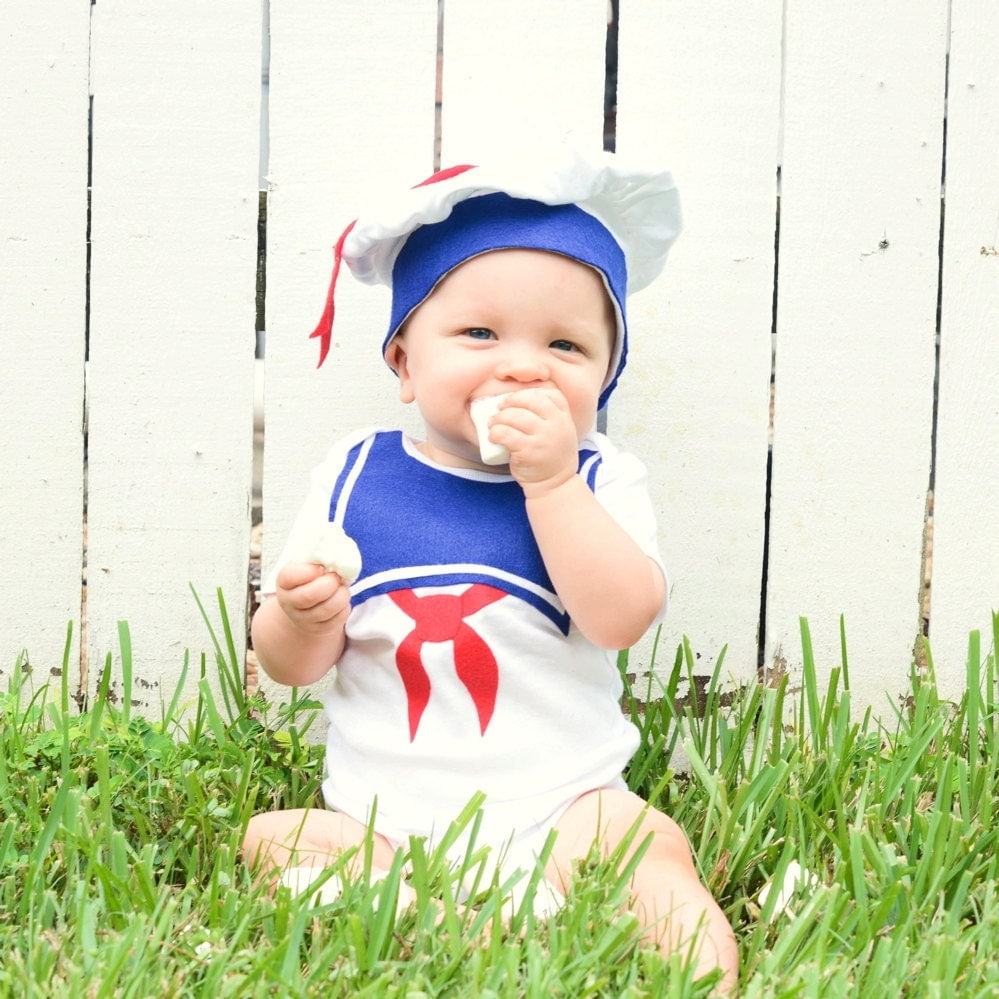 Toddler Halloween Childrens Costume / Stay Puft Baby