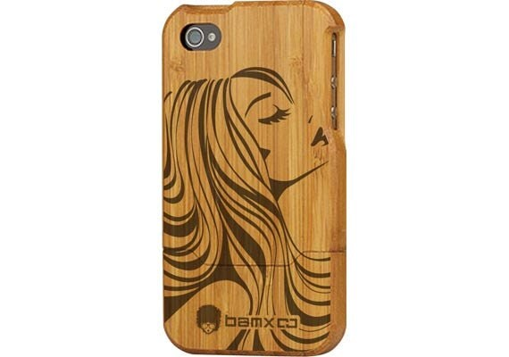 Beauty iPhone 4 case