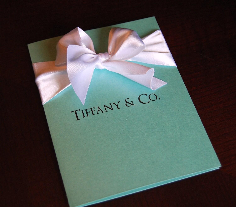 Sweet Sixteen Tiffany Invitations Deposit By Anaderoux On Etsy