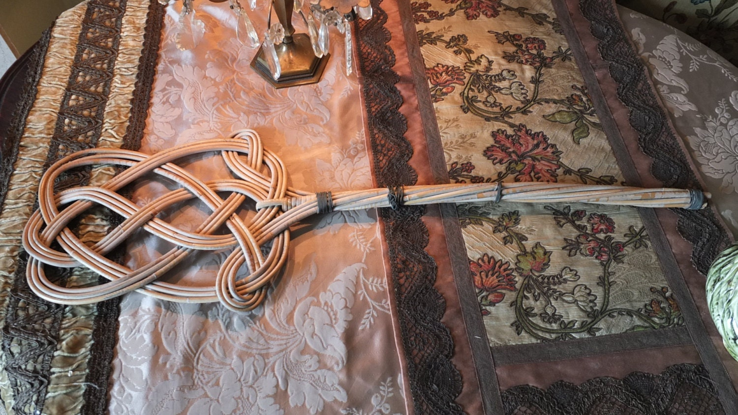 Old fashioned carpet beater 65