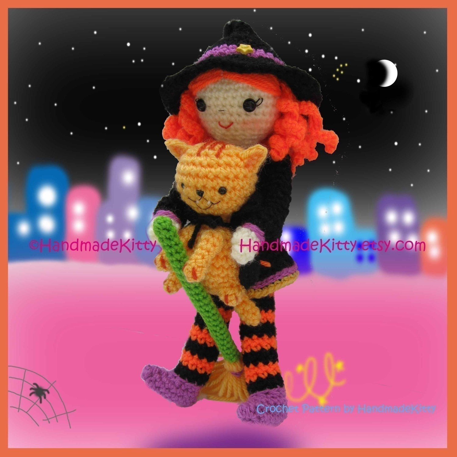 HAPPY FALL!! and Halloween Patterns! - We Love Amigurumi