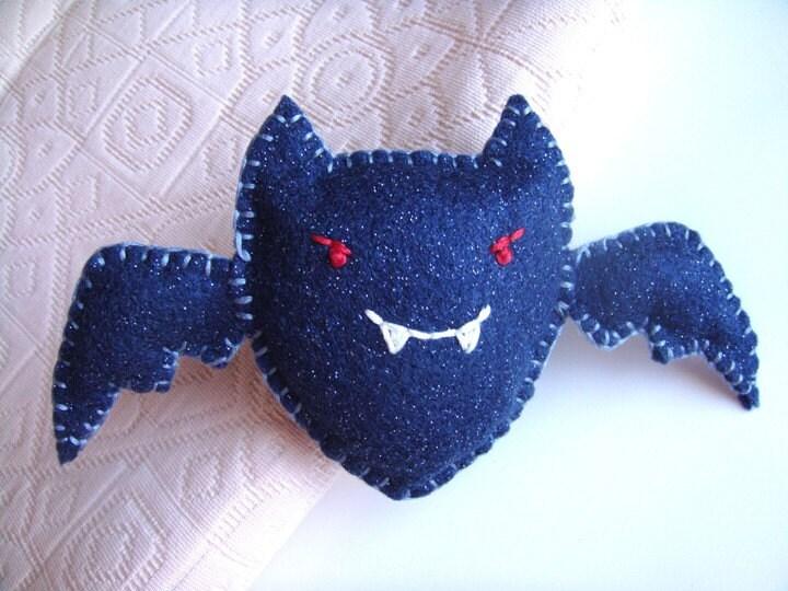 Sparkly Bat