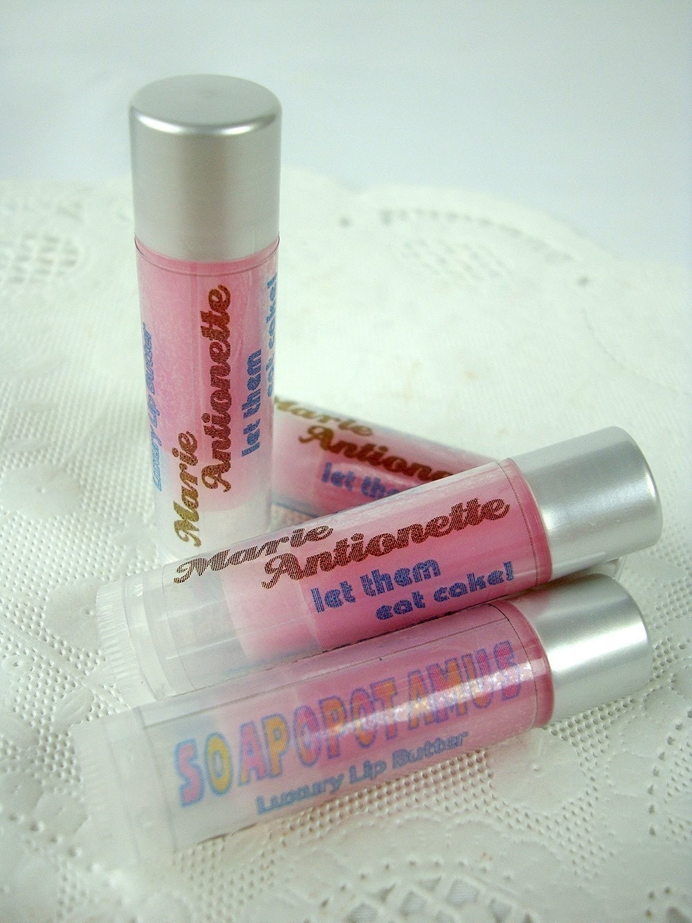 Marie Antoinette - let them eat cake - Shea Lip Butter