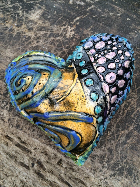 Heart Shaker, Valentine Rattle