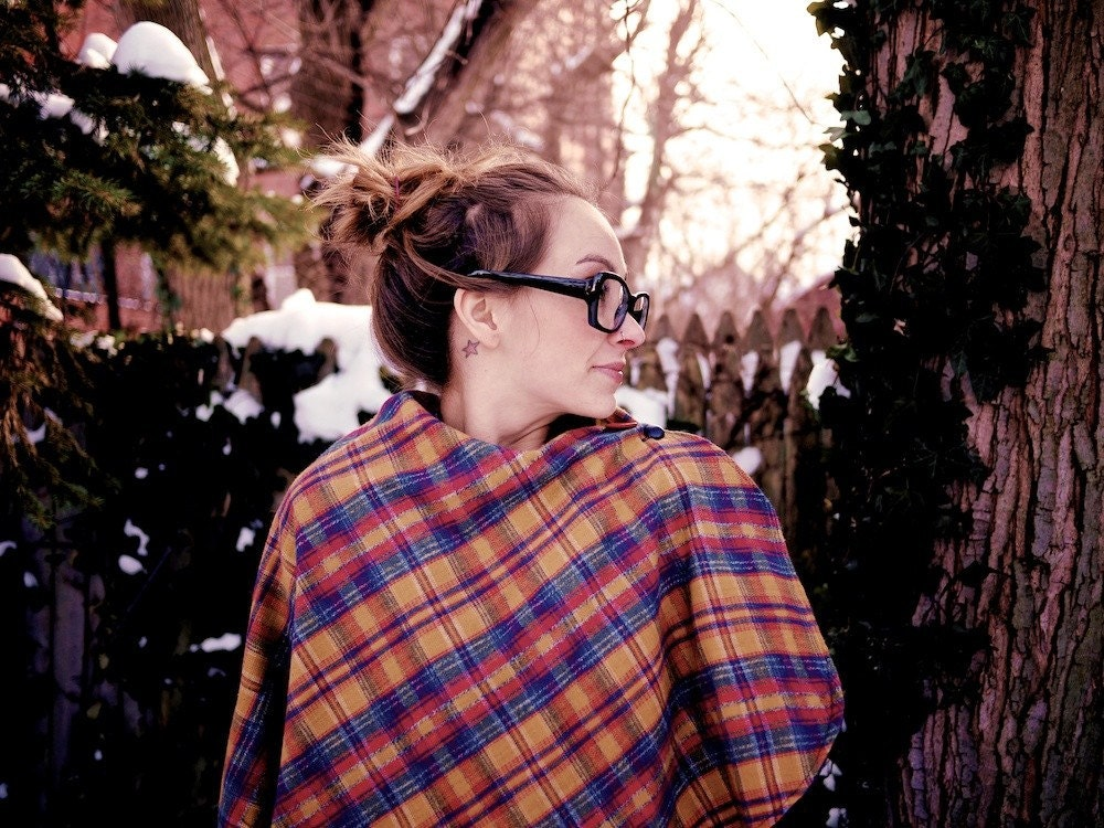 Clementiny Fall 2010: Cutie Cape