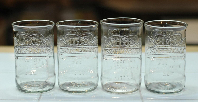 IBC Creme Glasses (Set of 4)