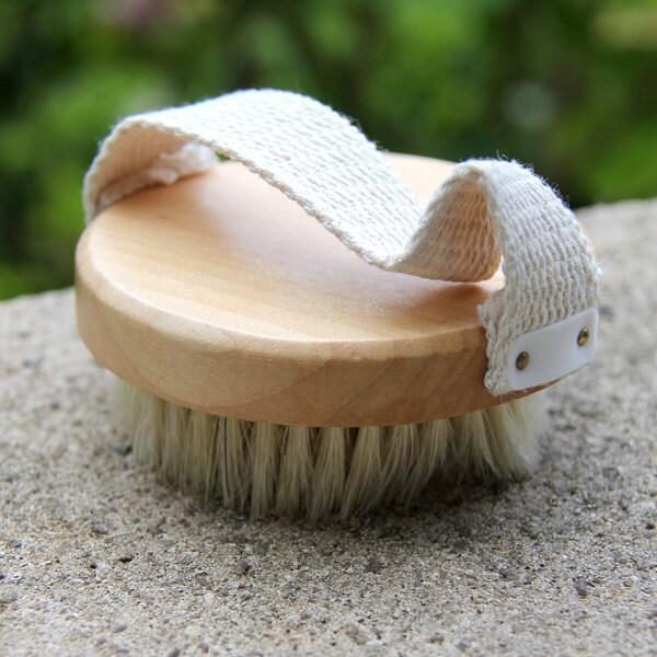 Natural Bristle Skin Brush - soothemeskincare