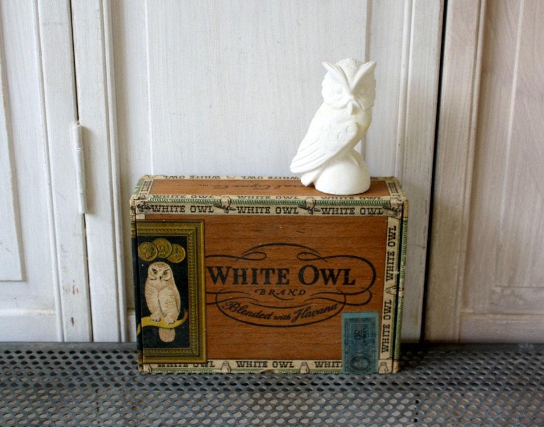 Vintage white owl cigars - photo#5