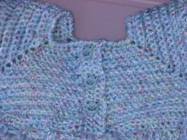 Baby Patterns : Free Crochet Baby Dresses Patterns